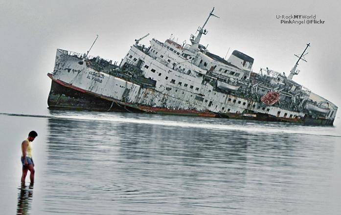 sinking ship by URockMyWorld17 on DeviantArt