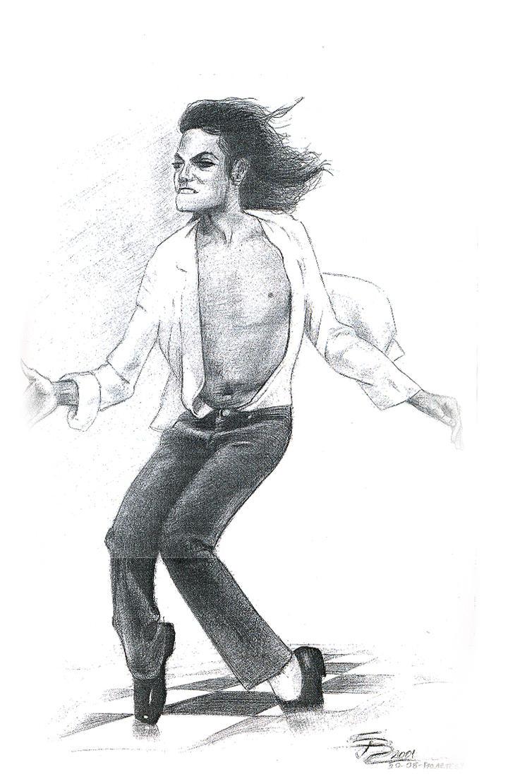 Michael Jackson by sdrmutant