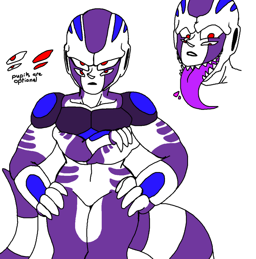Frieza-Cooler Fusion by MagmaRock