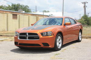 2010 Dodge Charger by DaemonAngel