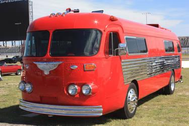 Custom Bus by DaemonAngel