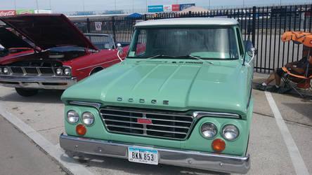 Dodge Classic Pickup by DaemonAngel