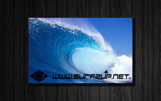 Surfzup Poster