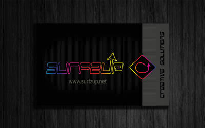 Surfzup Business Cards Back 1 by SURFZUP