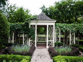 18th Century Garden by sandrability