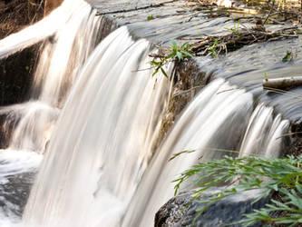 Water Falling by sandrability