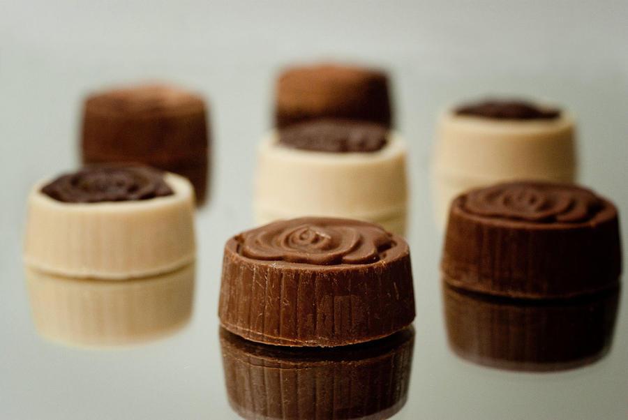 chocolate truffles by msaxoria