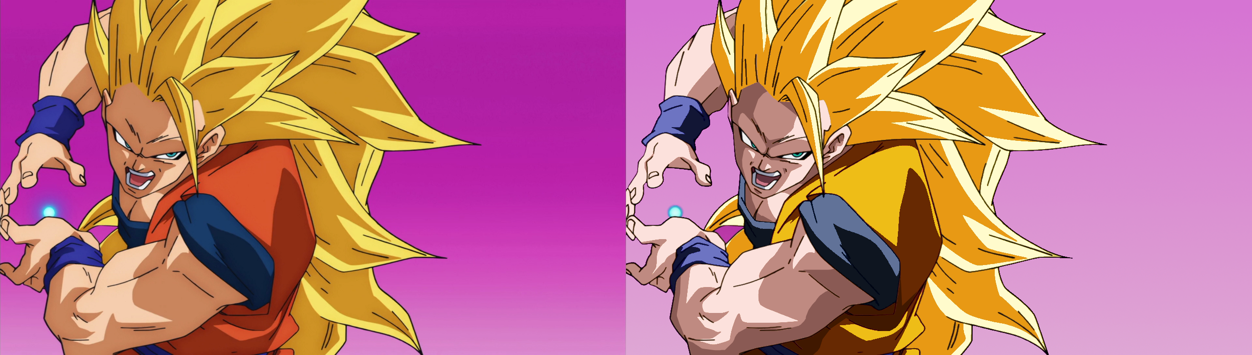 Goku SSJ3 from Dragon Ball Super Episode #5 by JumpColors on ...
