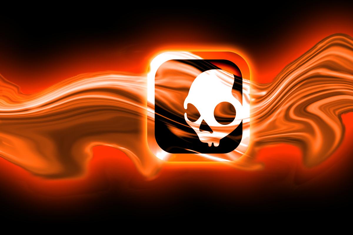 skullcandy logo wallpaper - photo #29