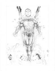 Superman: The Man of Steel by Dualspades