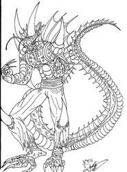 Contest Entry 1 Drako-Piccolo