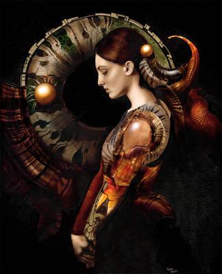 Lilith by tamasvegvari