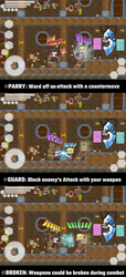 PROJECT GREED: BATTLE POP-UP SYSTEM by buombuomchua