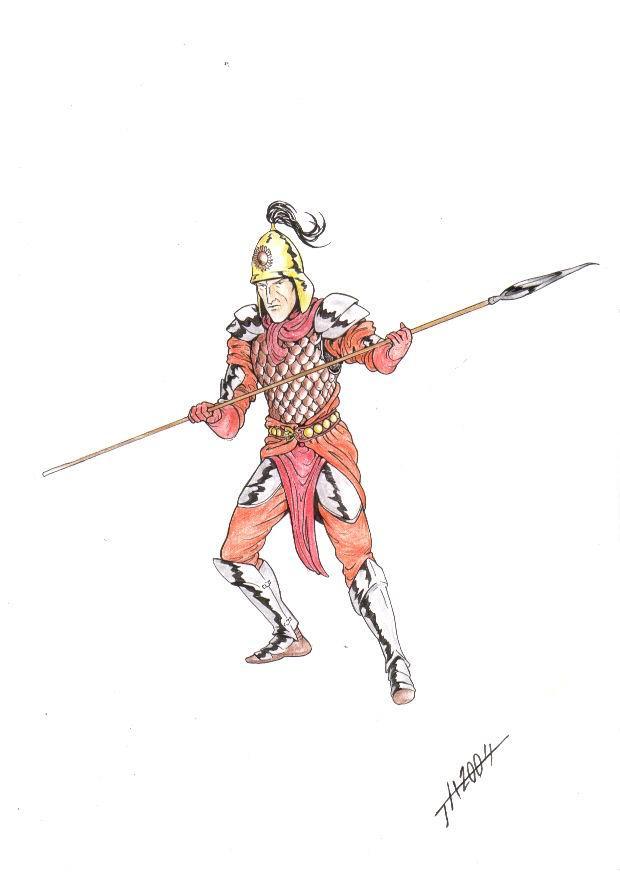 Oberyn Martell by Timett