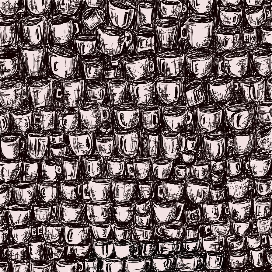 Coffee Mugs by Brianstumbaugh