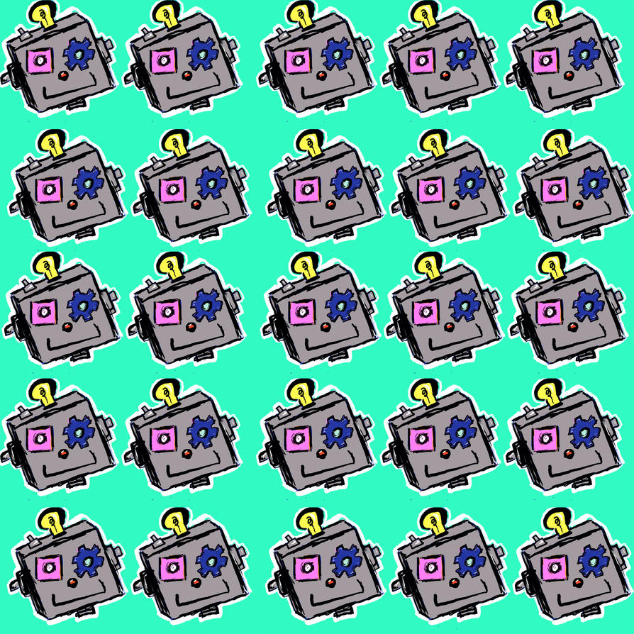 Robots by Brianstumbaugh