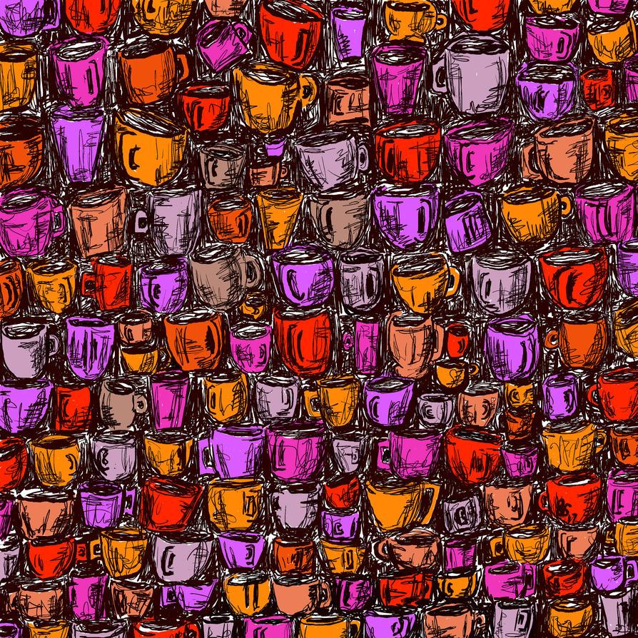 Mugs for Days by Brianstumbaugh