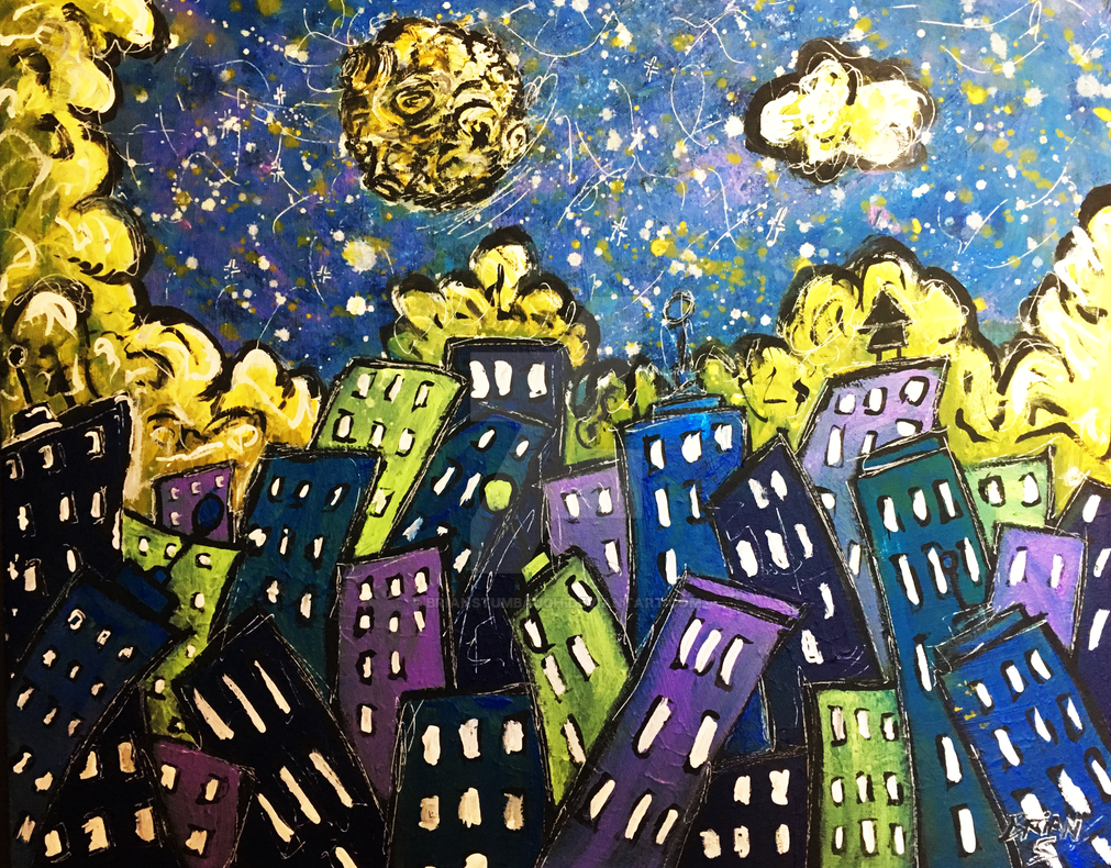 City 101 by Brianstumbaugh