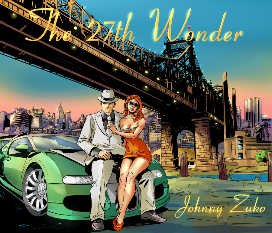 27th wonder by cidvicious831