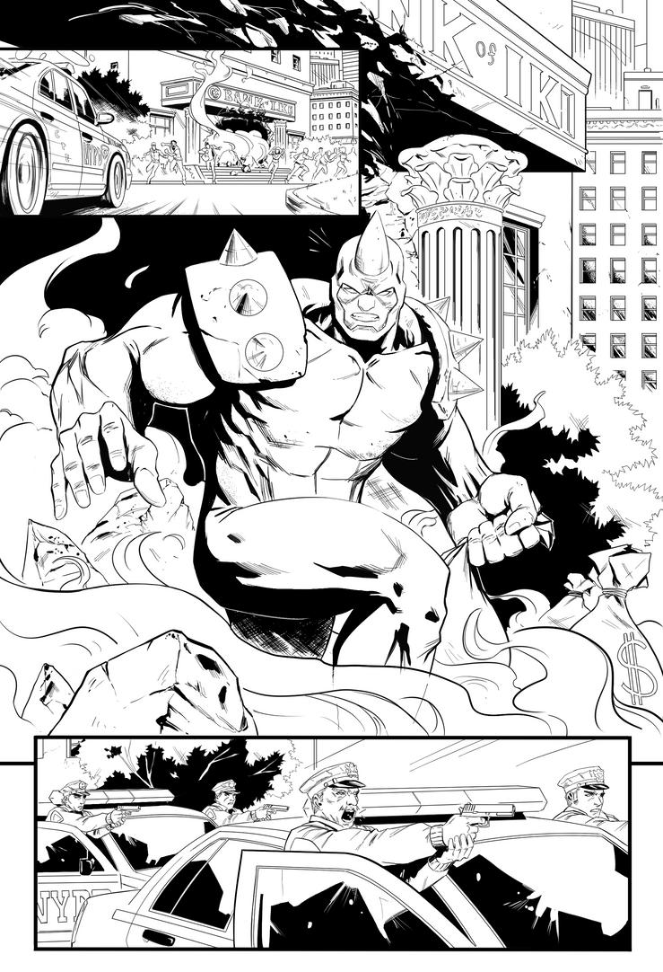 Spidermen Pg 3 by AngelTovar