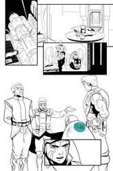 BubbleGun Issue 4 Page 1 by AngelTovar