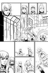 BubbleGun Issue 3 page 6 by AngelTovar
