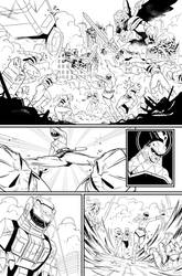 Power Rangers Tryout Page 2 by AngelTovar