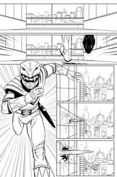 Page 1 of Power Rangers VS ... by AngelTovar