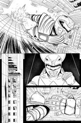 Page 2 of PowerRangers VS ... by AngelTovar