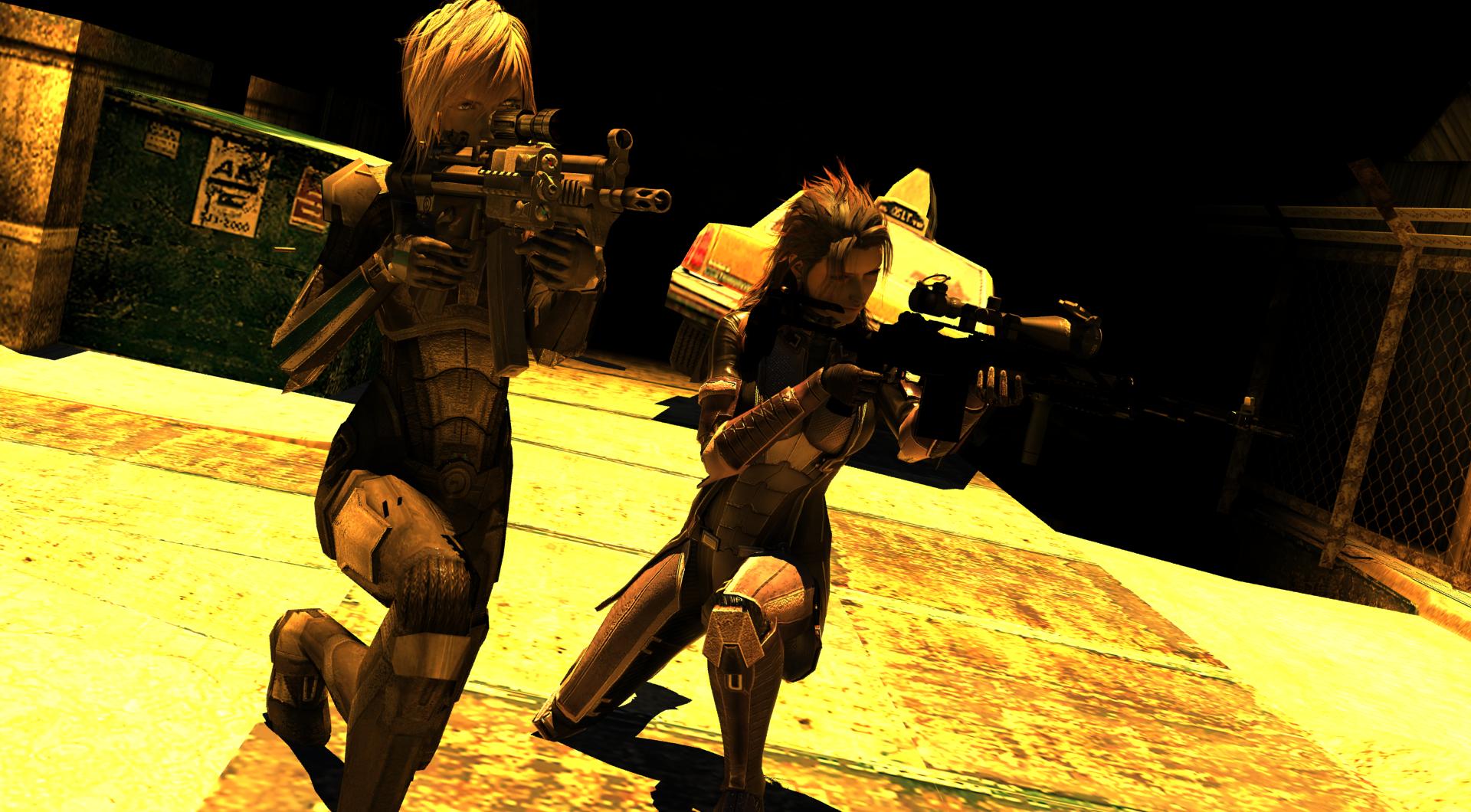 Heroines of Mass Destruction by GSchreiber