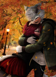 Autumn remake by Aritasum