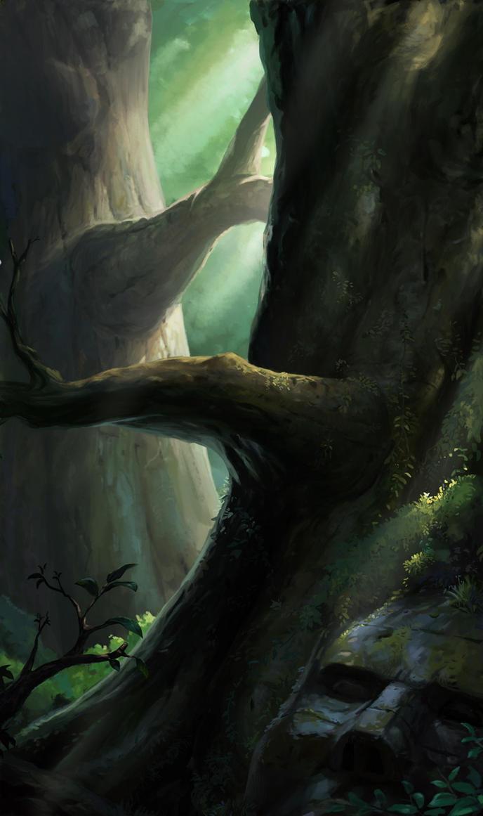 Ranger Forrest by zionenciel