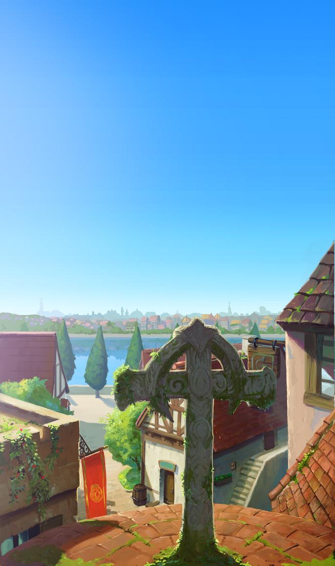 Shene's viewpoint by zionenciel