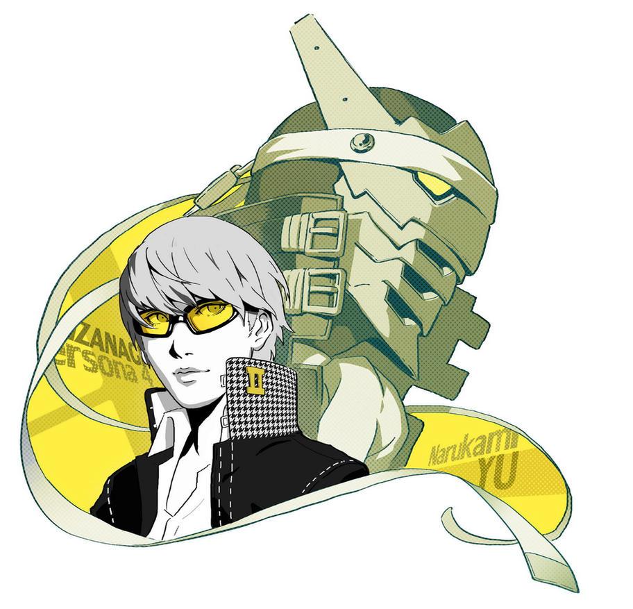 Narukami Yu X Izanagi by zionenciel