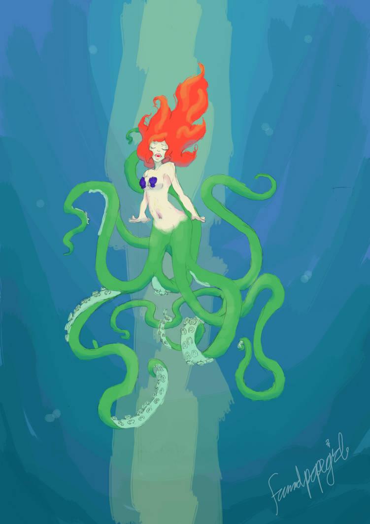 Ariel Cecaelia