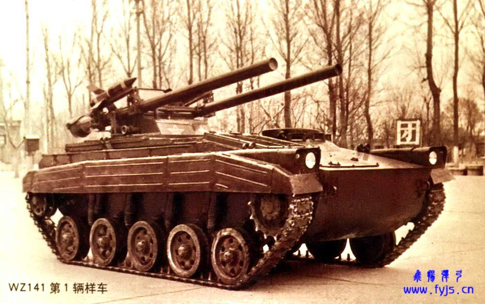 141 Airborne anti tank vehicle by cattalon