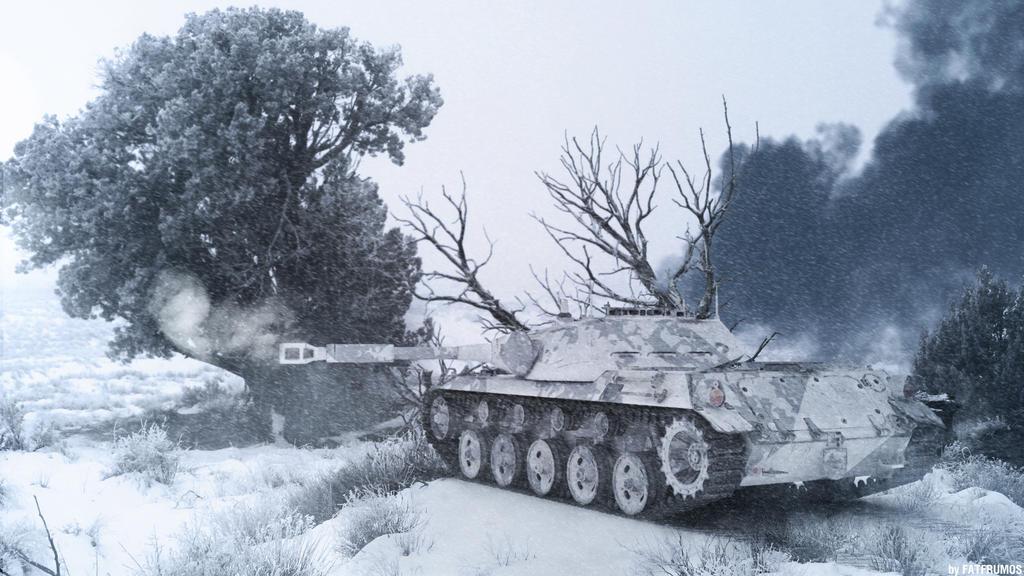German Light Tank RU251 by FAT-FRUMOS