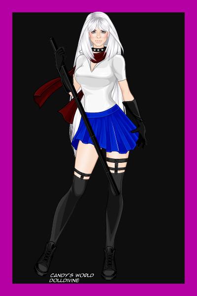 Megami Saikou by r3d80