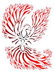 Tribal Phoenix color