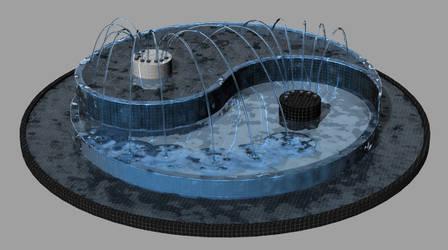 Fountin concept by aeroblade88