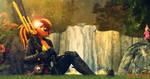 A Free Lancer's rest