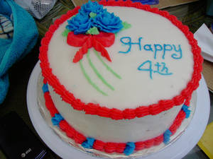 Freedom Cake