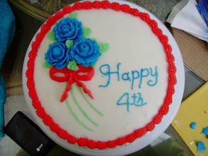 Freedom Cake 2