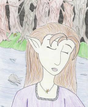 Lonely Elf