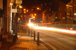 st ablans hill, night time