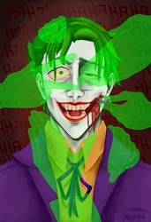 Goretober #1 Joker 2 by JokerOpedia