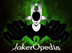 Jokeropedia Banner