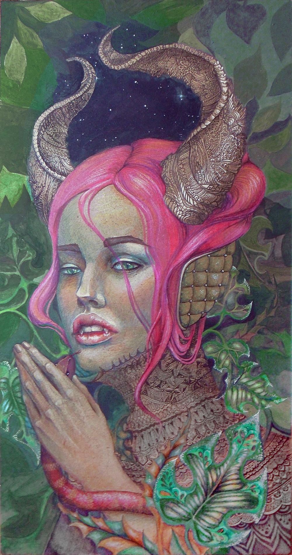 Lilith by chervona