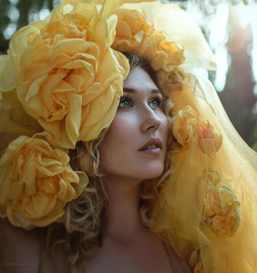 Anastasia by chervona