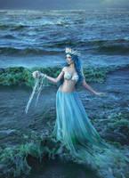 Sea maiden by chervona